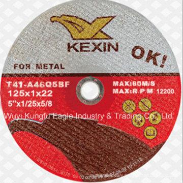 Abrasive Metal Best Qualitythin Cut off Wheel, Abrasive Cutting Wheel