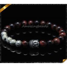 Bracelet à la mode à la mode avec pierre naturelle (CB0119)