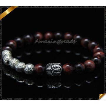 Hot vendendo charme pulseira de moda com pedra natural (CB0119)