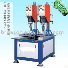 Double head ultrasonic welding machine