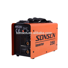 Mma-250 IGBT mma inversor máquina de soldar