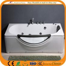 Whirlpool Badewanne mit Glas (CL-320)