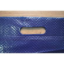 Продвигайте прозрачный дешевый пакет для пакетов из ПВХ