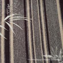 Polyester und Acryl Garn gefärbt Jacquard Chenille Stoff