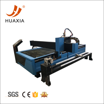 Plasma e Flame Pipe Cutting Machine