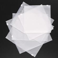 Saco plástico com zíper de plástico biodegradável e biodegradável com zíper