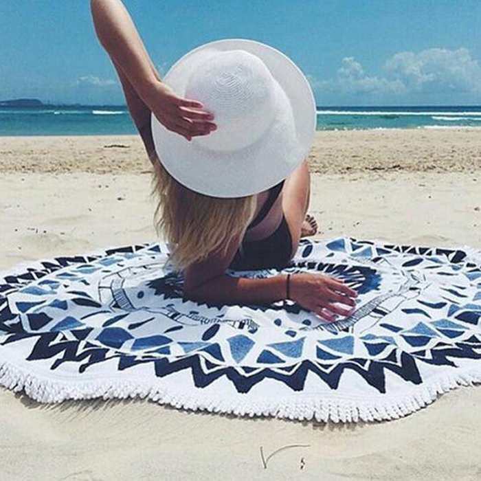 swim beach towel