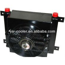 Aluminium-Platten-Flossen-Ölkühler für Beton-LKW