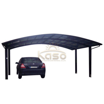 Plastic Garage Roof Canopy Shed For Car