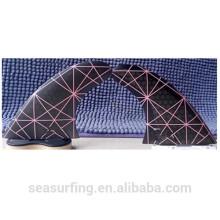горячая распродажа досок для серфинга/углерода лонгборд ласты ласты с OEM дизайн