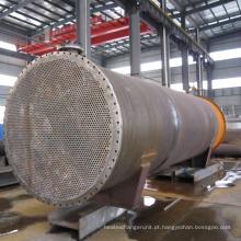 Trocador de calor de tubo fixo