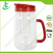 16oz Пользовательский BPA-Free пластиковый стакан для воды с инфузиром (IB-A5)