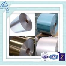 PE Film Coated Aluminium Roll/Coil for Wall Cladding
