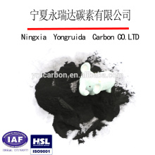 Adsorbent coal based steam activated carbon powder india