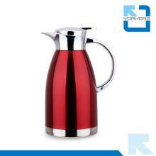 Penguin Shape Head 201 Aspirateur en acier inoxydable Coffee Pot & Tea Chut