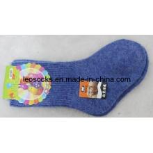 Plain Colour Baby Merino Wool Sock