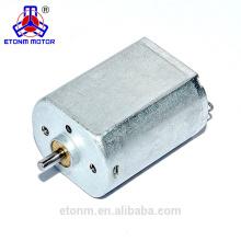 Permanent Magnet Pinsel Elektrische DC motor 24 v 12 v Motor 3 v 6 v