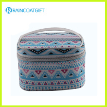 Satin Women′s Cosmetic Makeup Bag Rbc-057