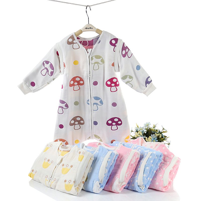 Cotton Baby Coveralls