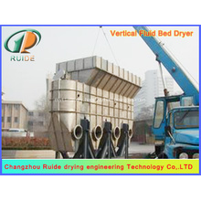 corn grain dryer / Vibrating fluid bed dryer