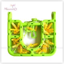 63.8*34.5cm Space Saving Plastic Underware Hanger