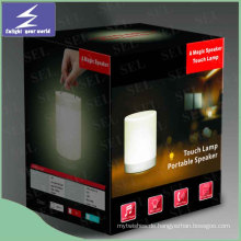 2016 Heiße Produkt-Musik-bewegliche LED-Schreibtisch-Lampe mit Bluetooth Lautsprecher