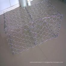 Gabion Basket Wire Mesh Manufactrure