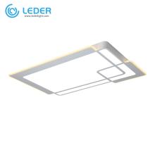 LEDER Interior Flush Mount Ceiling Lights