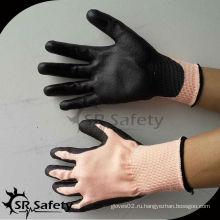 Перчатка SRSAFETY Перчатки с покрытием из PU с защитой от царапин 5