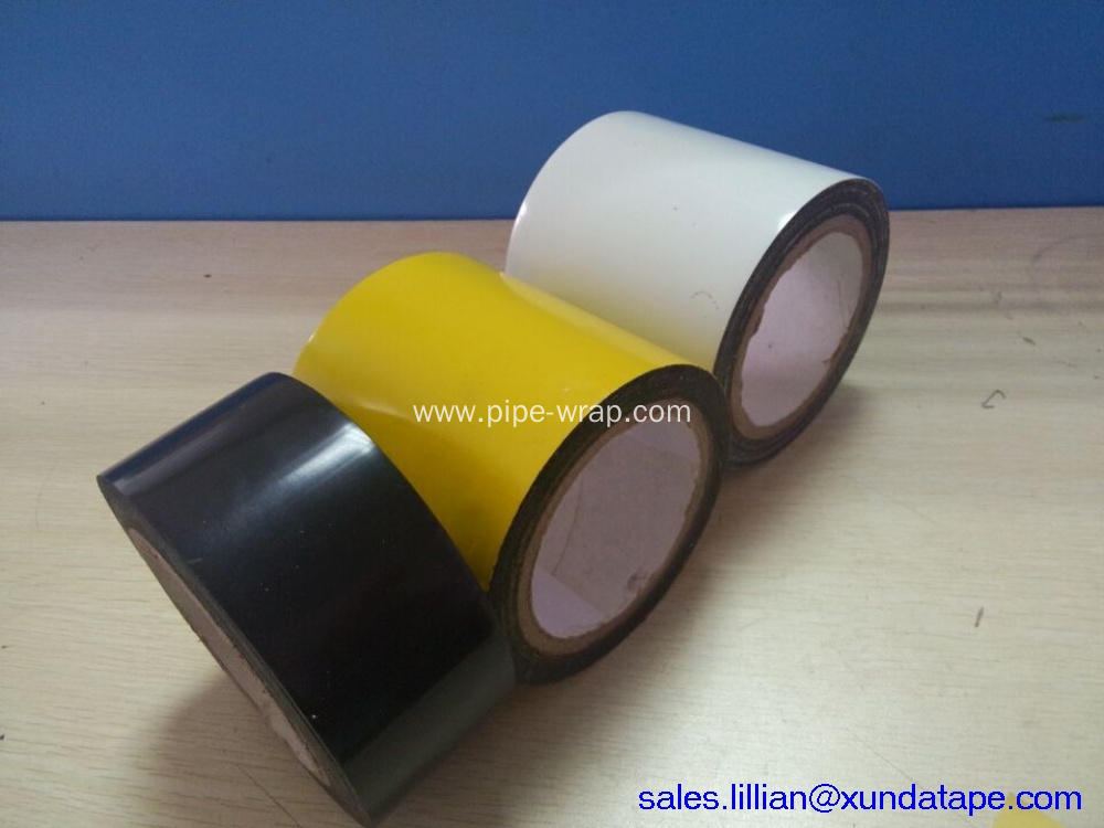 Self adhesive Mechanical Protection tape for pipelcine