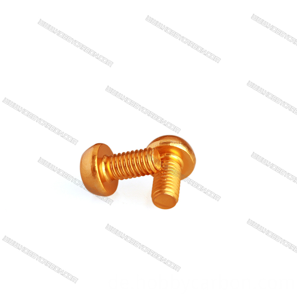 High Quality Aluminum Button Head Screw