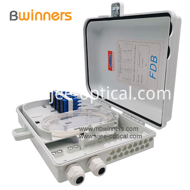 Fttx Optical Distribution Box