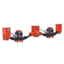 2 Axle Suspension System
