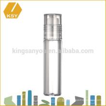 King tubes en plastique bouteilles en gros rouleau sur l'emballage déodorant