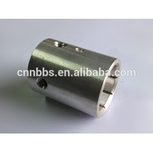 Cold forming cnc machining sleeve spline coupling,free cutting steel