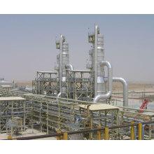Aço inoxidável hexano solvente extrator de poupança de energia