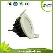 IP65 a prueba de agua LED Downlight con CE / RoHS / ETL / UL aprobado