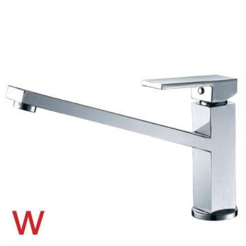 Wasserzeichen-Qualitäts-keramische Patronen-Spülbecken-Hahn (HD4222)