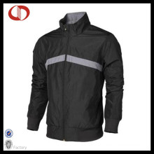 Custom Windproof Mens Sport Jacket Running