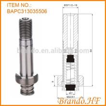 Diámetro de tubo 13 mm Solenoide Válvula Armadura de montaje para válvula neumática solenoide