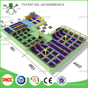 Newest Design Trampoline Park
