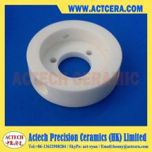 Zirconia Zro2 manguito de cerámica / espaciador / mecanizado de precisión de Bush