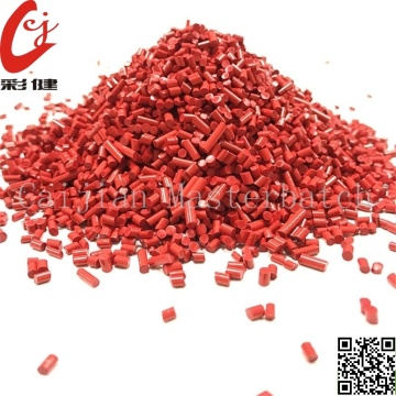 Red Color Masterbatch Granule
