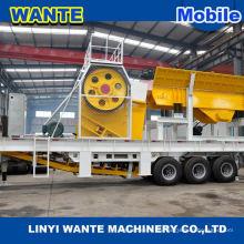 2015 heiße Verkaufs-Bergbauausrüstung Mobile Auswirkung Brecher-Maschine