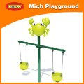 Lovely Mich Children Patio Two Seat Swing (1113B)