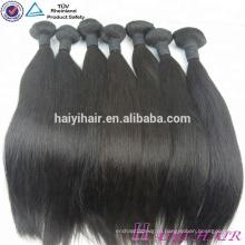 Новые продукты высокое качество продукты перуанский человеческих волос для черных женщин