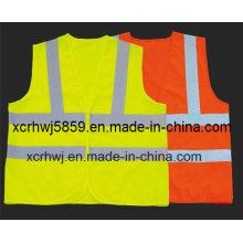 Günstigste Preis Sicherheit Weste / Workwear Mesh Sicherheit Weste Road Safety Ausrüstung Schutz Weste / Beliebteste En471 Klasse 2 / Ce Hohe Sichtbarkeit Reflektierende Weste