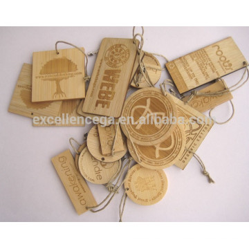 Fournisseur n ° 1 tag bois en Chine
