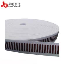 Fianza de la buena calidad de la promoción de la fábrica Cinta del colchón del poliéster de la certificación de Oeko-tex