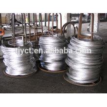 301 304 fio flexível de aço inoxidável de 1mm de espessura